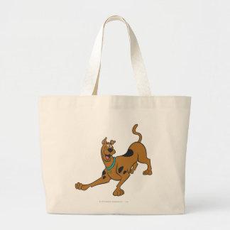 Scooby Doo Pose 39 Jumbo Tote Bag