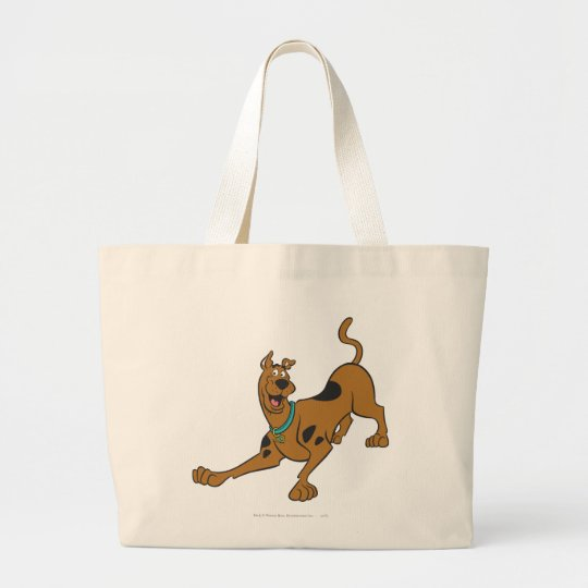 Scooby Doo Pose 39 Large Tote Bag