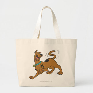 Scooby Doo Pose 41 Large Tote Bag