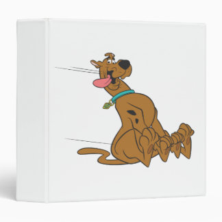 Scooby Doo Pose 47 3 Ring Binder