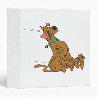Scooby Doo Pose 47 Vinyl Binders