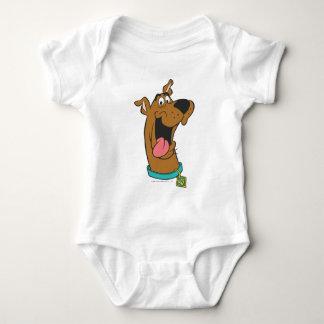 Scooby Doo Pose 49 Baby Bodysuit