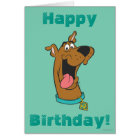 Scooby Doo Pose 49 Card