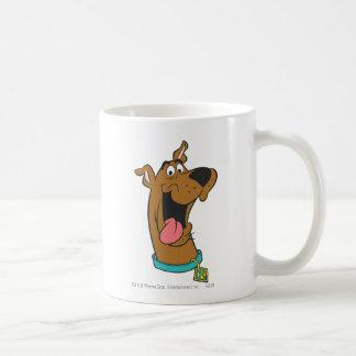Scooby Doo Pose 49 Classic White Coffee Mug
