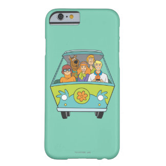Scooby Doo Pose 71 Barely There iPhone 6 Case