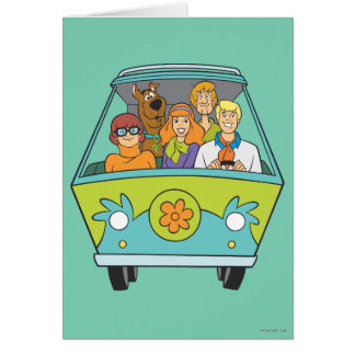 Scooby Doo Pose 71 Card