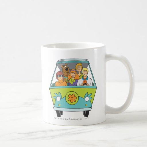 Scooby Doo Pose 71 Mugs
