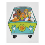 Scooby Doo Pose 71 Posters
