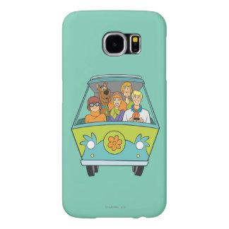 Scooby Doo Pose 71 Samsung Galaxy S6 Cases