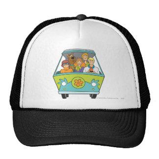 Scooby Doo Pose 71 Trucker Hat