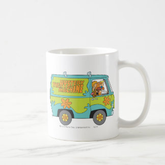 Scooby Doo Pose 73 Coffee Mug