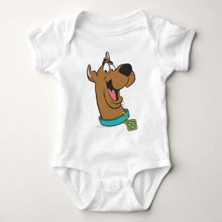 Scooby Doo Pose 85 Baby Bodysuit