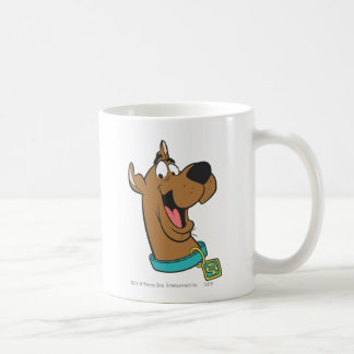 Scooby Doo Pose 85 Classic White Coffee Mug