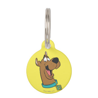 Scooby Doo Pose 85 Pet ID Tag
