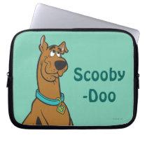 Scooby-Doo Puppy Eyes Computer Sleeve