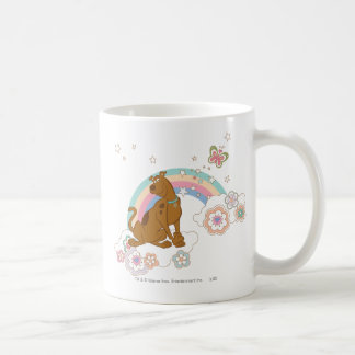 Scooby Doo Rainbow Butterfly2 Coffee Mug