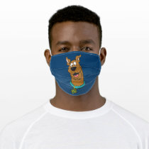 Scooby-Doo Ruh Roh Adult Cloth Face Mask