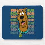 Scooby-Doo Ruh Roh Alfombrillas De Ratones