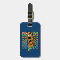 Scooby-Doo Ruh Roh Bag Tag