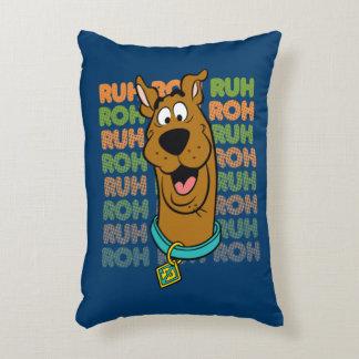 Scooby-Doo Ruh Roh Decorative Pillow