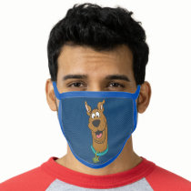 Scooby-Doo Ruh Roh Face Mask