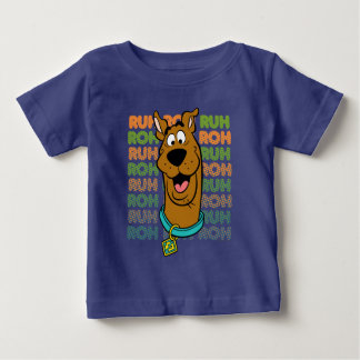 Scooby-Doo Ruh Roh Infant T-shirt