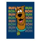 Scooby-Doo Ruh Roh Postcard