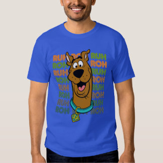 Scooby-Doo Ruh Roh Remera