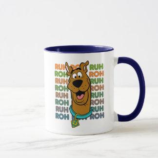 Scooby-Doo Ruh Roh Taza