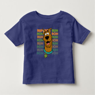 Scooby-Doo Ruh Roh Toddler T-shirt