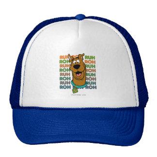 Scooby-Doo Ruh Roh Trucker Hat