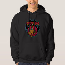 Scooby-Doo Running From Ghosts Graphic Hoodie