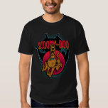 Scooby-Doo Running From Ghosts Graphic T-shirt