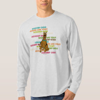 """Scooby-Doo Running """"Where Are You?"""" T-Shirt"""
