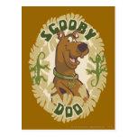 """Scooby Doo """"Scooby Doo """" Postal"""