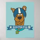 """Scooby Doo """"Scooby-Doo se divierte """" Posters"""