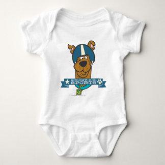 "Scooby Doo ""Scooby-Doo Sports"" Baby Bodysuit"
