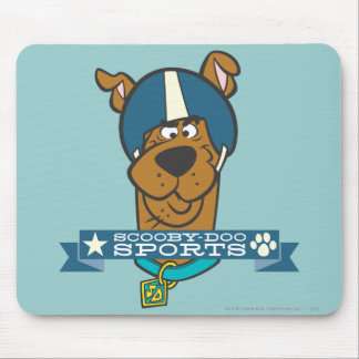 "Scooby Doo ""Scooby-Doo Sports"" Mouse Pad"