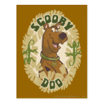 """Scooby Doo """"Scooby Doo """" Tarjeta Postal"""