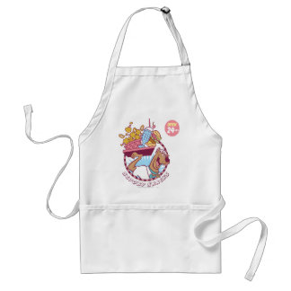 "Scooby Doo ""Scooby Snacks"" Adult Apron"