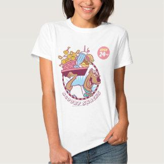 "Scooby Doo ""Scooby Snacks"" T Shirt"