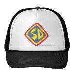 """Scooby Doo """"SD""""1 Trucker Hat"""