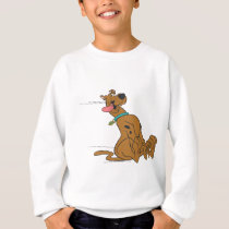 Scooby-Doo Slide With Tongue Out Sweatshirt