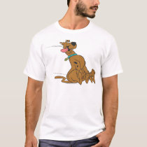 Scooby-Doo Slide With Tongue Out T-Shirt
