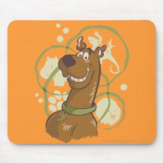 Scooby Doo Smile1 Alfombrillas De Raton
