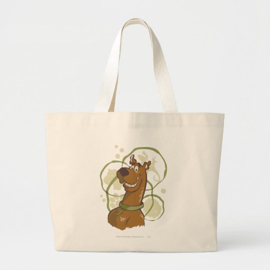 Scooby Doo Smile1 Large Tote Bag
