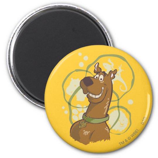 Scooby Doo Smile1 Magnet