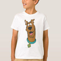 Scooby-Doo Smiling Face T-Shirt