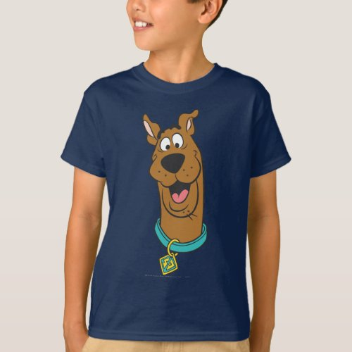 Scooby_Doo Smiling Face T_Shirt