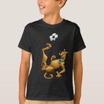 Scooby-Doo Soccer Overhead Kick Airbrush T-Shirt